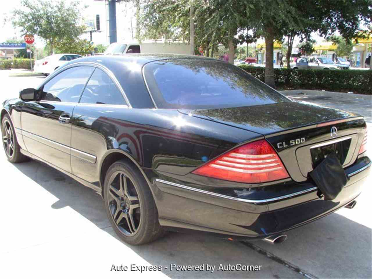 2005 mercedes benz cl class 500 for sale for Mercedes benz of orlando fl