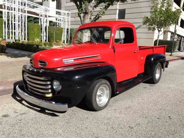 1950 Ford Restomod Truck | 954937