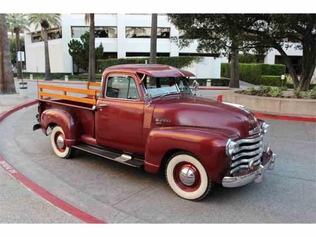 1951 Chevrolet 5-Window Pickup | 954942