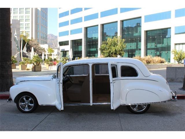1941 Lincoln Custom   954945