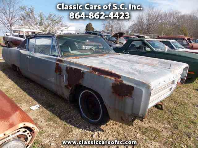 1967 Plymouth Fury | 954955