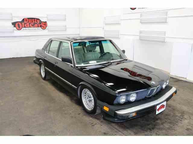 1986 BMW 5 Series - 535i | 954956