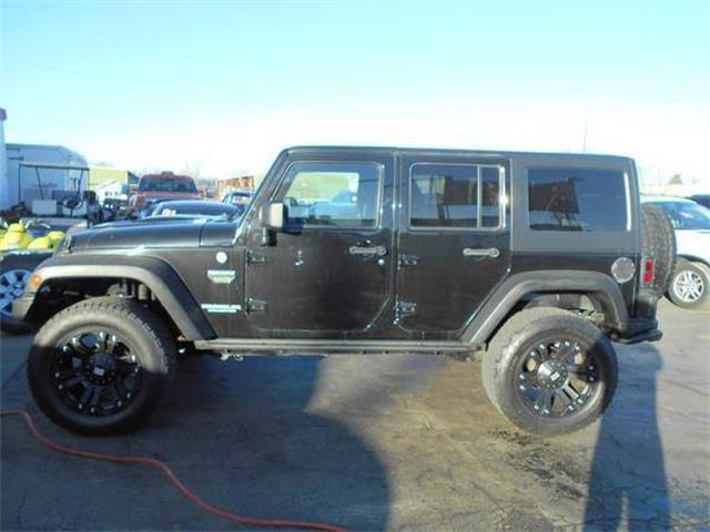 2012 Jeep Wrangler   950496