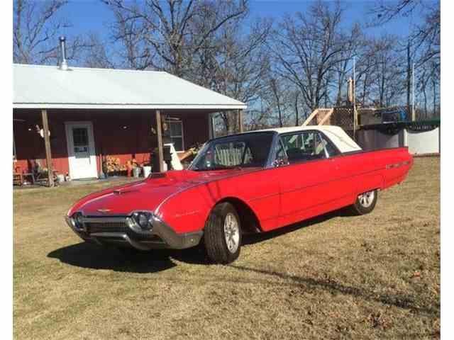 1962 Ford Thunderbird | 954960