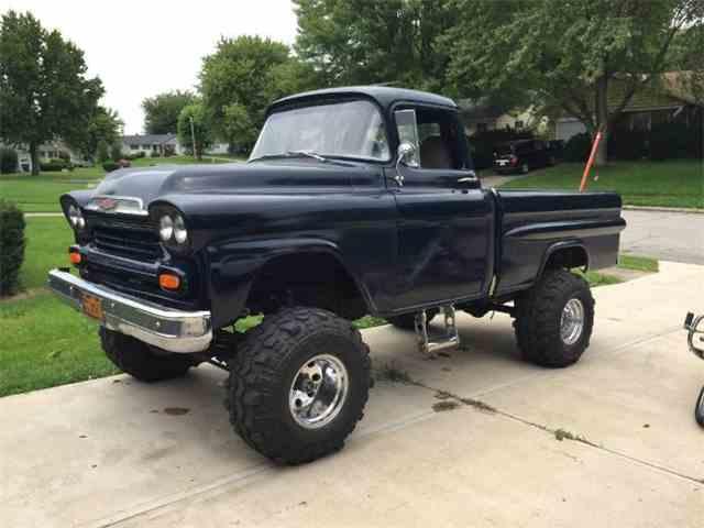 1959 Chevrolet Apache | 954963