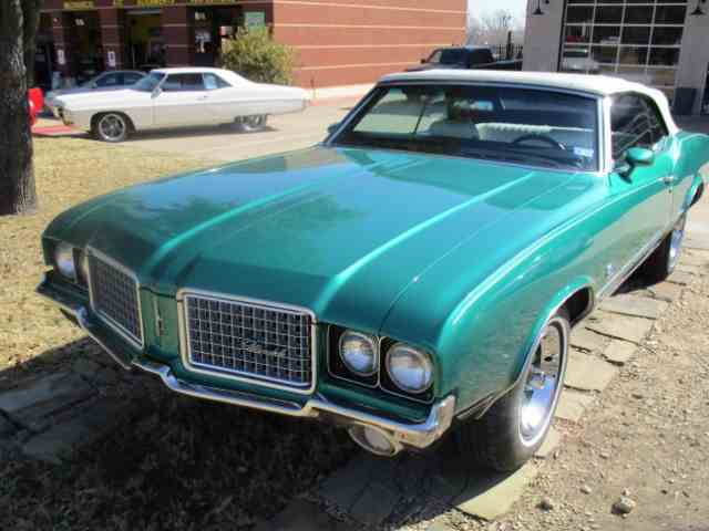 1972 Oldsmobile Cutlass Supreme | 954967