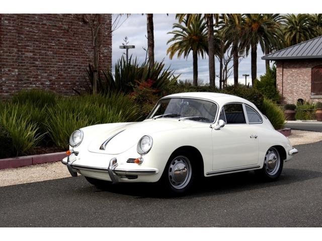 1965 Porsche 356SC   954968