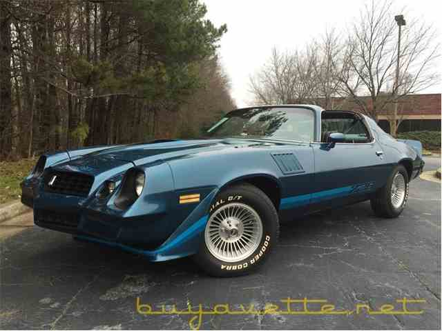 1979 Chevrolet Camaro | 954972