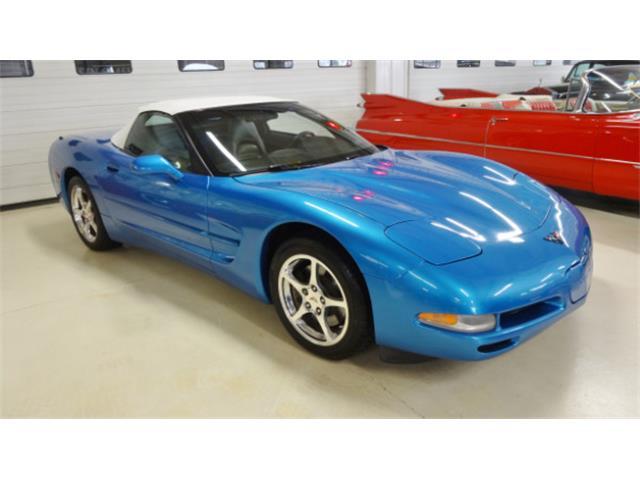 2000 Chevrolet Corvette   954977