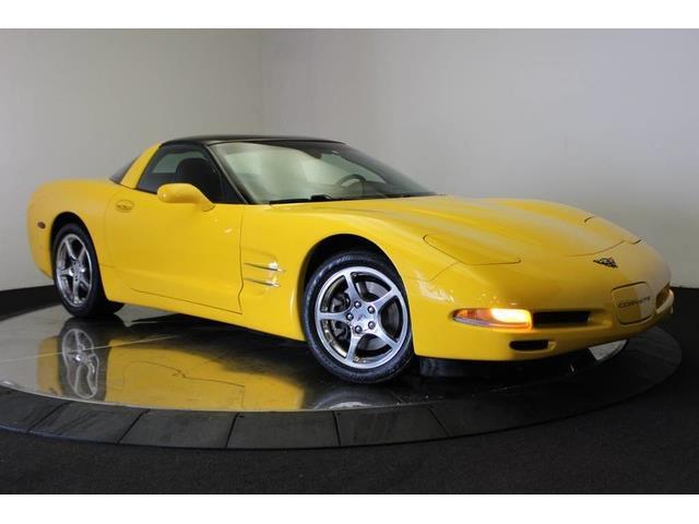 2001 Chevrolet Corvette | 954981