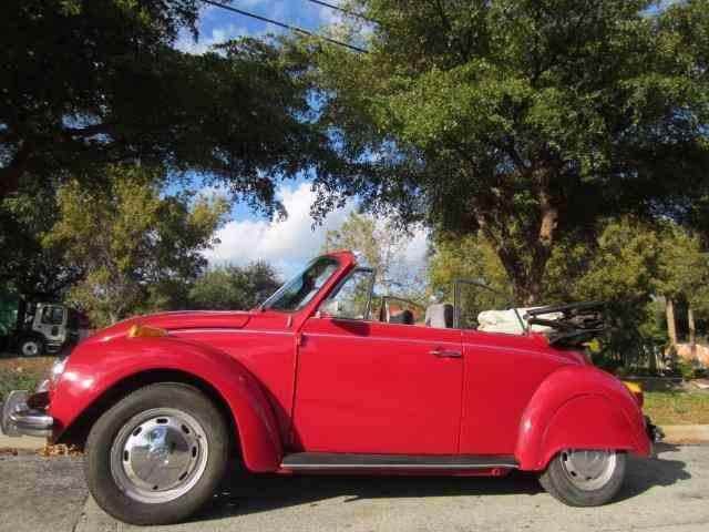 1973 Volkswagen Beetle | 954983