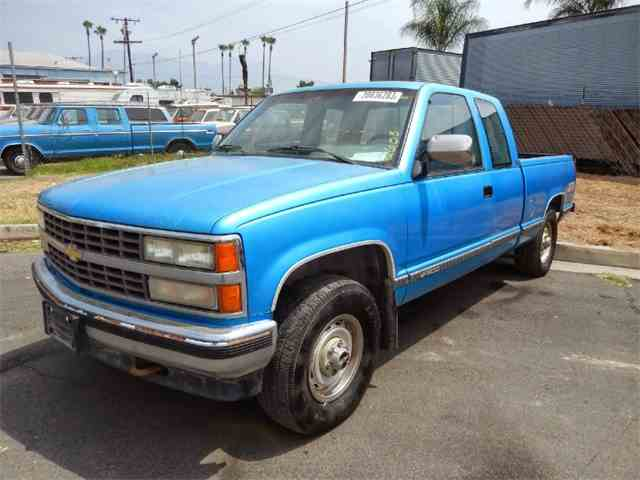 1991 Chevrolet Z71 EXTENDED CAB 4 X 4 | 954985