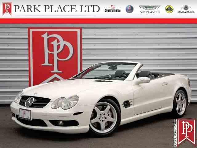 2005 Mercedes-Benz SL55 | 954987