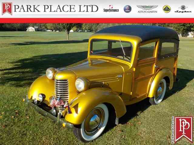 1939 American Bantam Woody Wagon | 954989