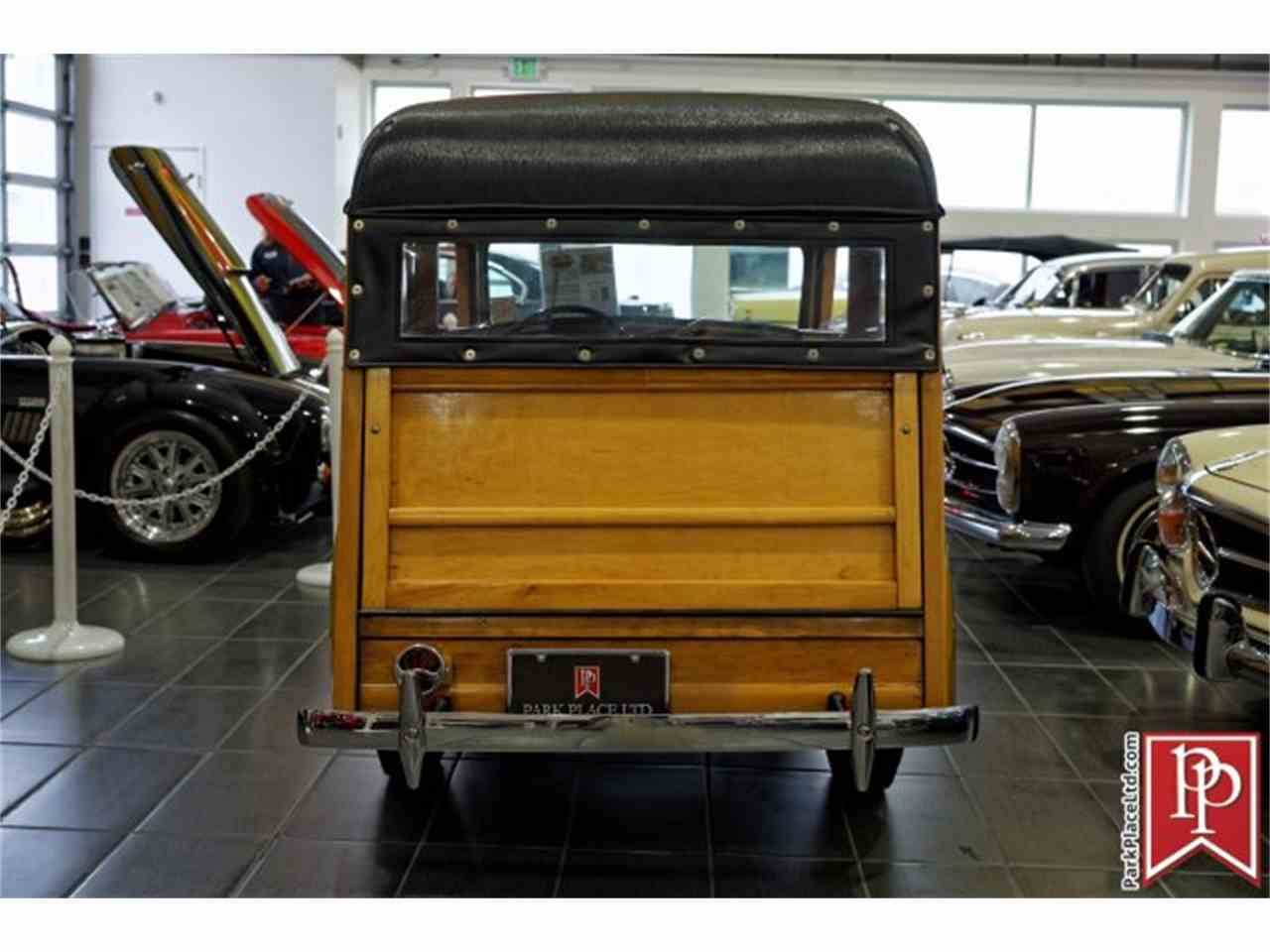 Large Picture of '39 Woody Wagon - KGVH
