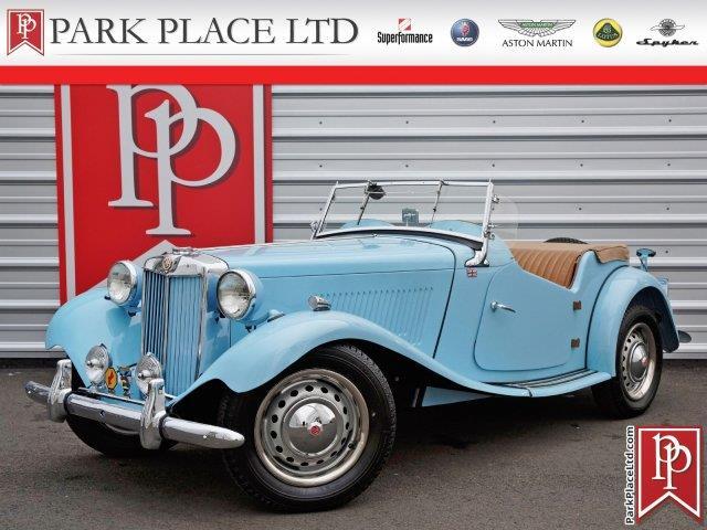 1951 MG TD | 954992