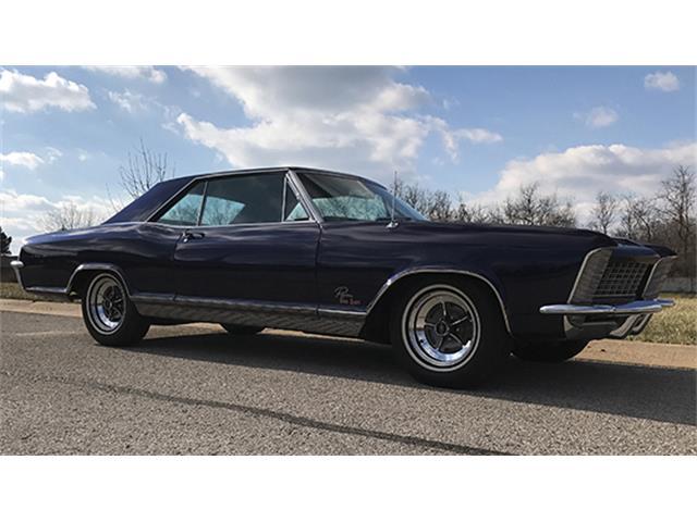 1965 Buick Riviera   950005