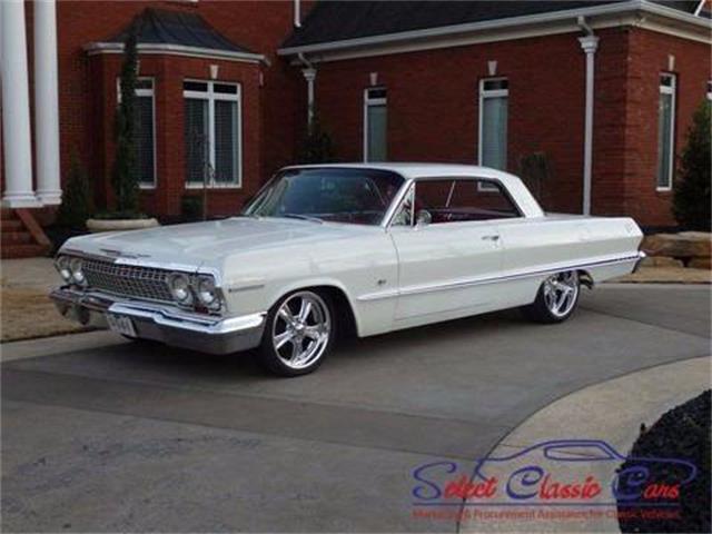 1963 Chevrolet Impala | 950500
