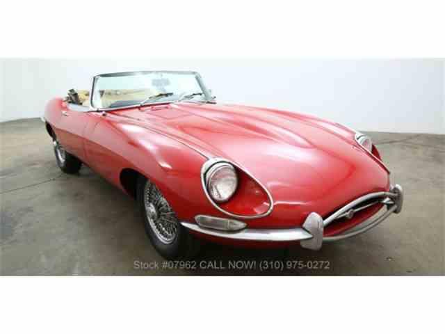 1968 Jaguar XKE | 955008