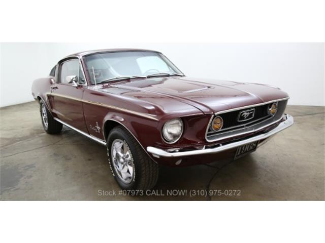 1968 Ford Mustang | 955009