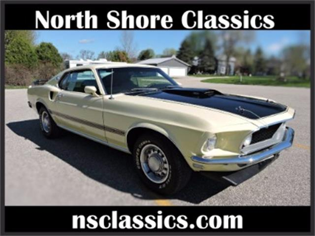 1969 Ford Mustang | 955025