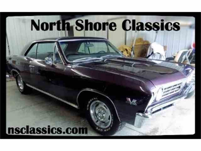 1967 Chevrolet Chevelle | 955026