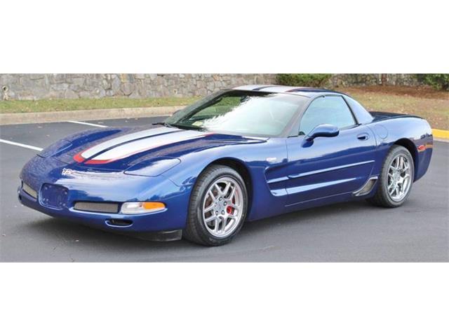 2004 Chevrolet Corvette | 955028