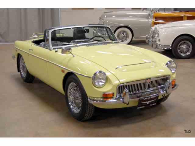 1969 MG MGC | 955031
