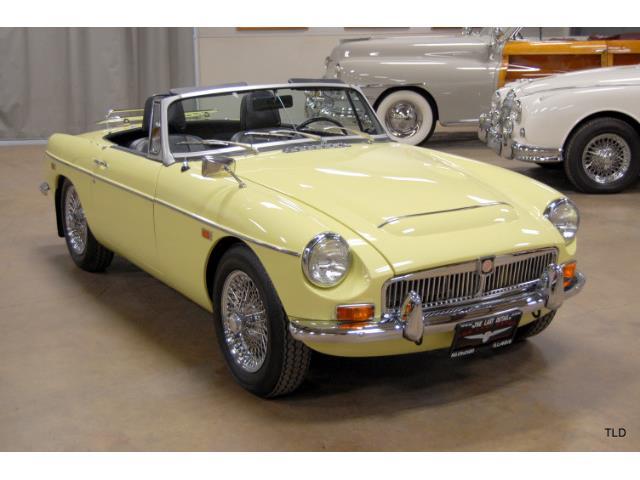 1969 MG MGC   955031