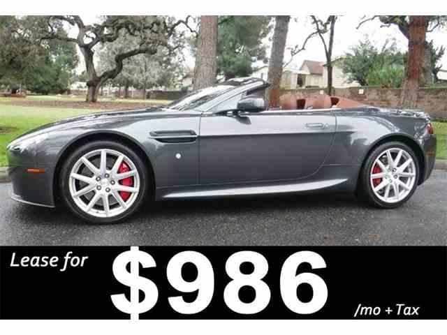 2014 Aston Martin Vantage | 955033