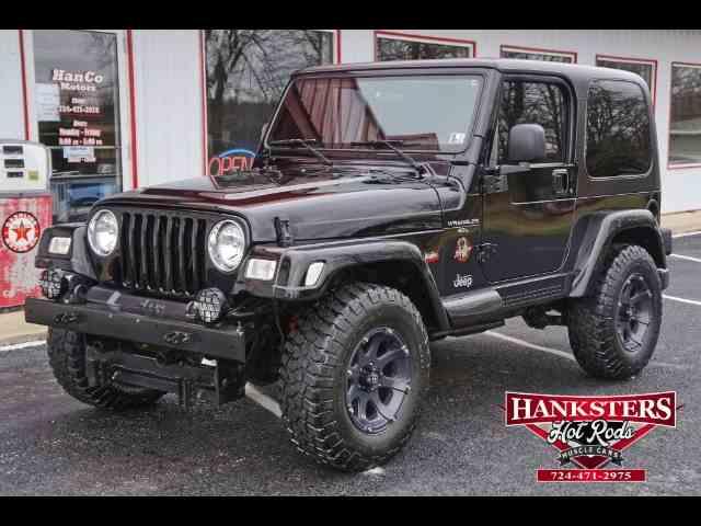 2001 Jeep Wrangler | 955037