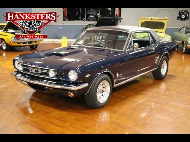 1966 Ford Mustang | 955042