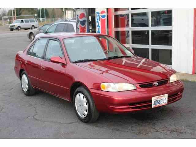 1999 Toyota Corolla | 955046