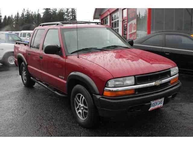 2003 Chevrolet S10 | 955047