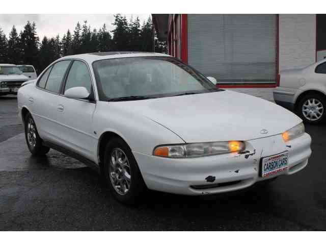 2000 Oldsmobile Intrigue | 955049