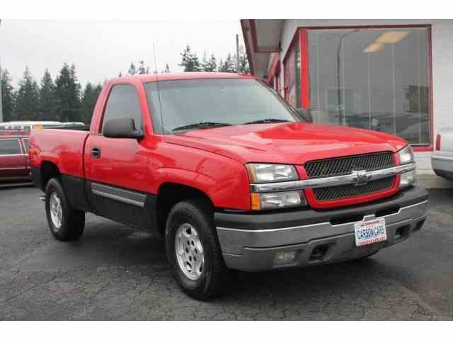 2003 Chevrolet Silverado | 955050