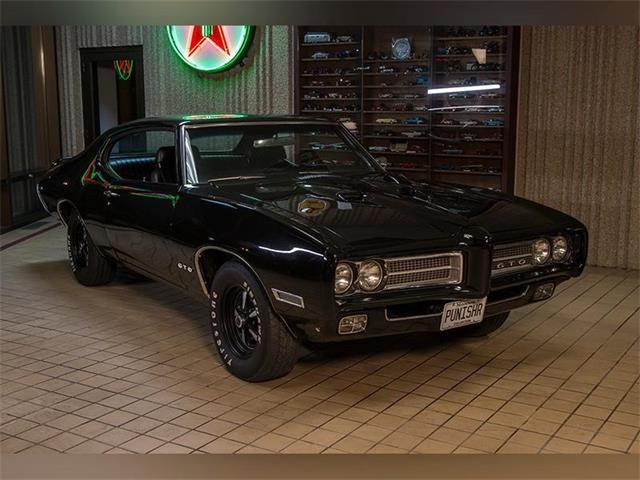 1969 Pontiac GTO | 950506