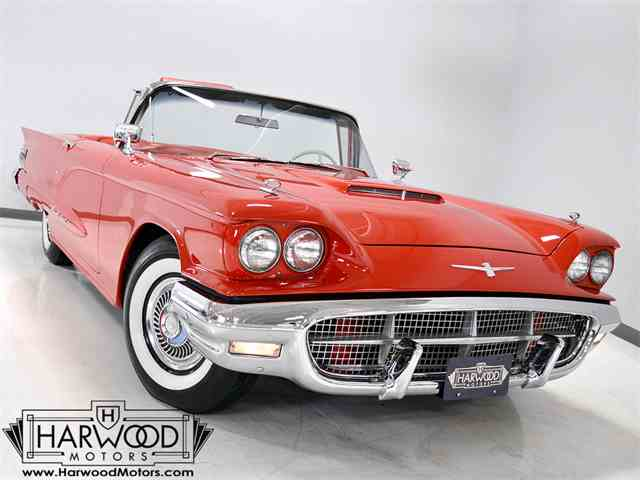 1960 Ford Thunderbird | 955060