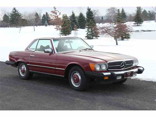 1976 Mercedes-Benz 450SL | 955067