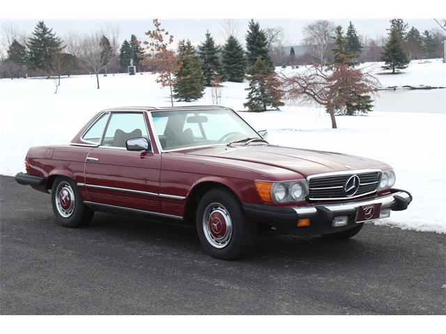 1976 Mercedes-Benz 450SL   955067