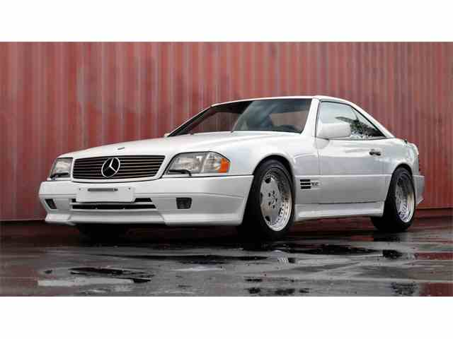 1995 Mercedes-benz SL72 AMG | 955074