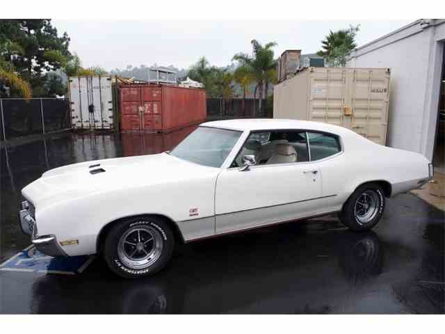 1972 Buick Gran Sport | 955076