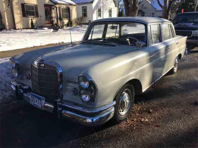 1964 Mercedes-Benz 220 | 950508