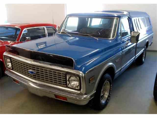 1972 Chevrolet Cheyenne | 955081