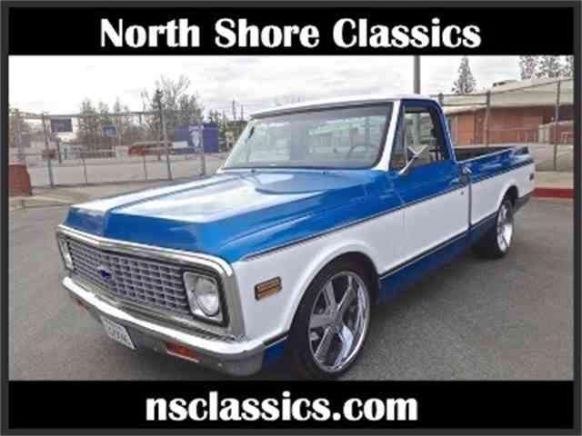 1972 Chevrolet C/K 10 | 950509