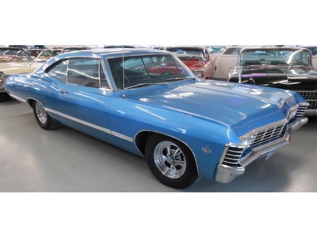1967 Chevrolet Impala   955096