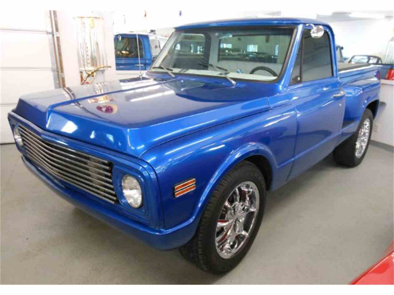 Large Picture of '69 Pickup - KGYH
