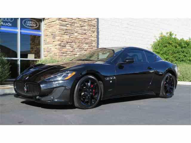 2013 Maserati GranTurismo | 955102