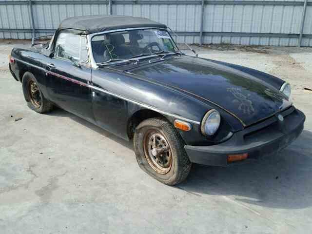 1976 MG ALL MODELS   955122