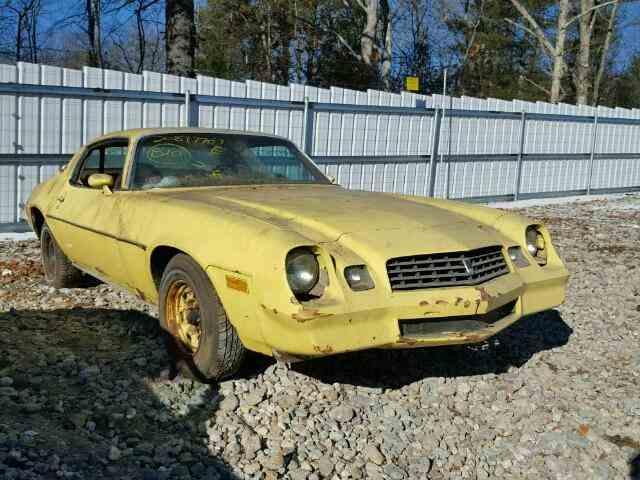 1979 Chevrolet Camaro | 955126
